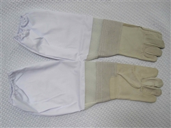 Ventilated Genuine Leather Gloves