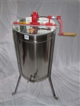 3 three frame manila honey extractor