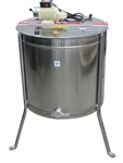 6 frame electric radial honey extractor