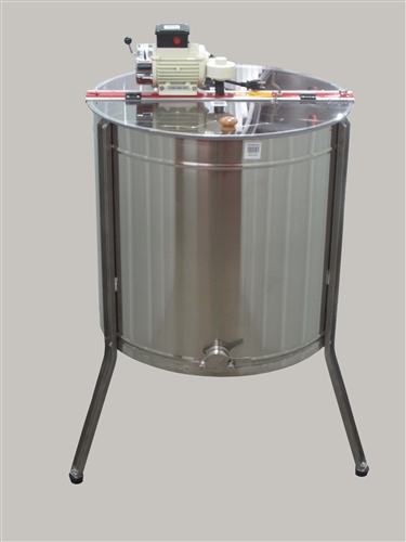 9 Frame Electric Radial Honey Extractor w/ stand Stainless Steel